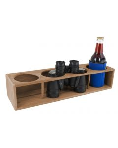 SurfStow Drink-Insulated Four/Binocular Rack