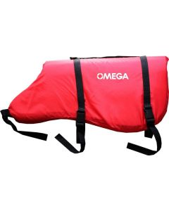 SurfStow Dog Vest - Red; Medium