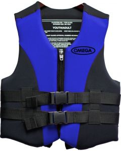 SurfStow Flex-Fit Neo Vest - Black; 2X/3X