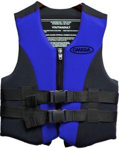 SurfStow Flex-Fit Neo Vest - Blue; S/M