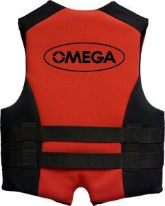 SurfStow Flex-Fit Neo Vest - Red; S/M