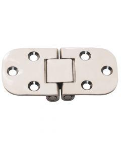 Whitecap Flush Mount 2-Pin Hinge - 304 Stainless Steel - 3 x 1-1/2