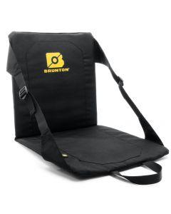 Brunton Fold Up Chair with USB Powered Heat, Black