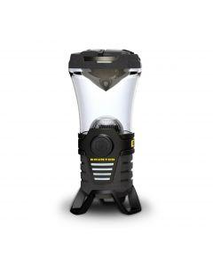 Brunton LightWave Camp Rocker Multi-function Lantern With Integrated BT Speaker, USB Rechargable