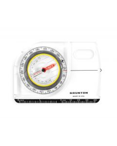 Brunton TruArc5 Baseplate Compass, Global Needle, Map Magnifier, Inch/MM Scale