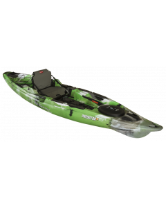 Old Town 2016 Predator 13, Fishing Kayak, Lime Camo