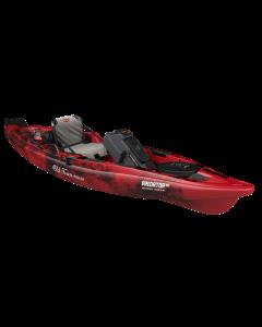 Old Town 2016 Predator XL, Fishing Kayak, with Minn Kota Motor Console, Black Cherry