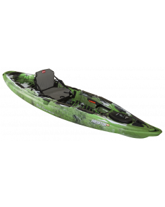 Old Town 2016 Predator MX, Fishing Kayak, Lime Camo