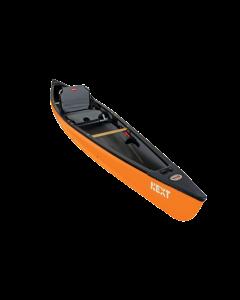 Old Town NEXT Solo Canoe and Kayak Hybrid, Orange