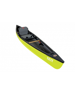 Old Town NEXT Solo Canoe and Kayak Hybrid, Lemongrass