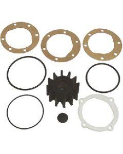Sierra Water Pump Impeller Kit - 18-3081 for Volvo Penta, Replaces 3862281, 3858256, 875811-2, 21951346