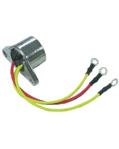 Sierra 18-5708 Regulator Rectifier for Johnson/Evinrude Outboard, Replaces 582399, 583408, 582307, 581603
