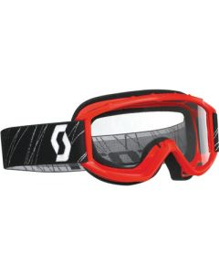 Bell 89SI YOUTH GOGGLES RED
