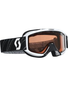 Bell 89SI YOUTH GOGGLES WHT SNOW/CR