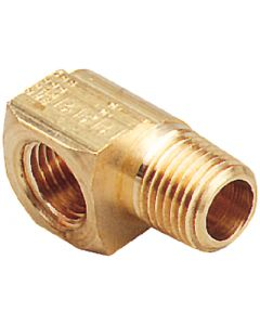 Seachoice BRASS TANK ELBOW-1/4 X 90 DEG