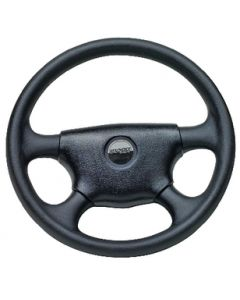 Seachoice Deluxe Sport Style Steering Wheel, 4 Spoke