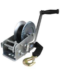 Seachoice Manual Trailer Winch, 3,000 Lbs