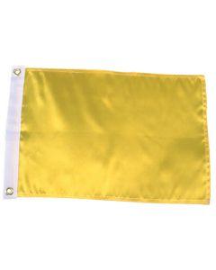 Seachoice, Marine Solid Yellow Flag, Signal Flags