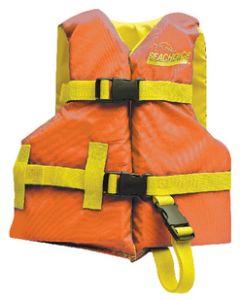 Seachoice Life Vest, Youth Type III, 20 -25
