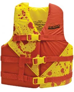 Seachoice Deluxe Youth Life Vest Type III, 24 to 29