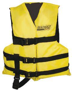 Seachoice General Purpose Yellow Vest, Child