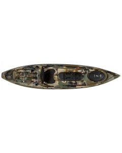Ocean Kayak 2016 Trident 11 Angler, Fishing Kayak, Brown Camo