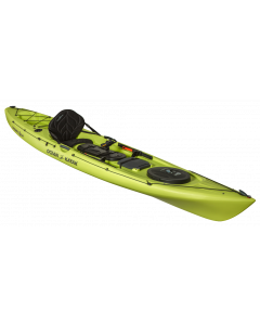 Ocean Kayak 2016 Trident 13 Angler, Fishing Kayak, Lemongrass