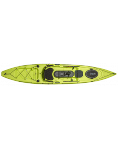 Ocean Kayak 2016 Trident 15 Angler, Fishing Kayak, Lemongrass