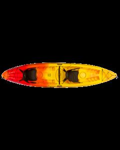 Ocean Kayak Malibu Two XL, Tandem Kayak, Sunrise