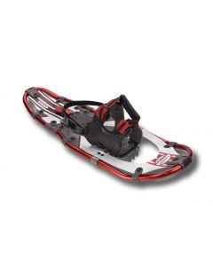 "Yukon Charlie's Pro II Series Snowshoe, Mens, 8"" x 25"", Red"