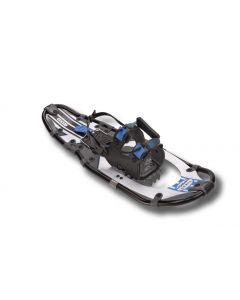 "Yukon Charlie's Pro II Series Snowshoe, Mens, 8"" x 25"", Blue"