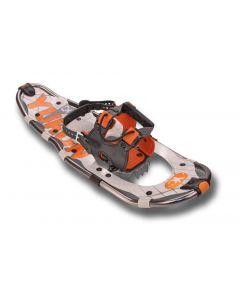 "Yukon Charlie's Advanced Series Snowshoe, Mens, 8"" x 25"", Titanium"