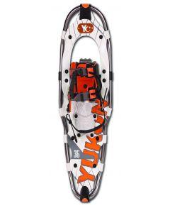 "Yukon Charlie's Advanced Series Snowshoe, Mens, 10"" x 36"", Titanium"