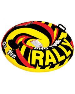SportsStuff Rally Snow Tube, 1 Rider - Sportsstuff