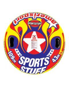 SportsStuff Amerisport Snow Tube, 1 Rider - Sportsstuff