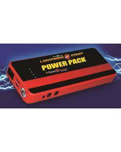 Power Source Batteries PS-19 Multi Function Lightning Start Power Pack & Jump Starter