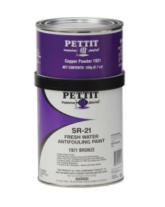 Pettit Paint SR-21, Blue, Quart