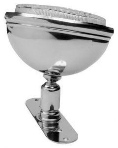 Seachoice Spreader Light, Stainless Steel, 12V, 4 5/8 OD x 2 1/2
