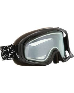 Bell GOGGLE-ELEC SN BLK-CLEAR LENS
