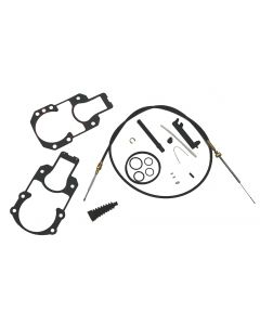 Sierra Lower Shift Cable Kit - 18-2603 for Mercruiser Stern Drive, Replaces 19543T1, 19543T2, 865436A03
