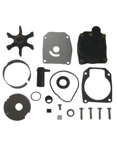 Sierra Water Pump Repair Kit w/ Housing - 18-3389 for Johnson/Evinrude Outboard, Replaces 0436957, 0432955, 0438951