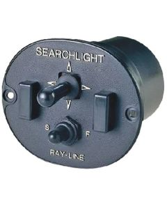 """Jabsco Replacement Remote Control Panel 5"""" Halogen Searchlight"""