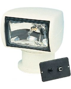 Jabsco Ray-Line 100,000 Candlepower Motor-Driven Remote Control Searchlight Spotlight 100K/CP