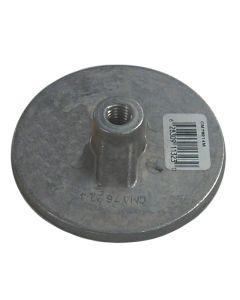 Sierra Mercury/Mercruiser Anti-Ventilation Plate Anode, Magnesium