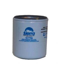 Sierra - 18-7789 Fuel Water Separator Filter for Johnson/Evinrude/Volvo Penta  replaces 3852413, 3862228, 3851218-2, 502906, 5009676