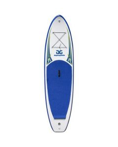 "Aquaglide Cascade 10'0"" Inflatable SUP, Blue"