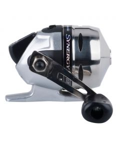 Shakespeare Synergy Steel Reel, Size: 4 - Mono Capacity: 90 yd / 2 lb - Plastic Clam