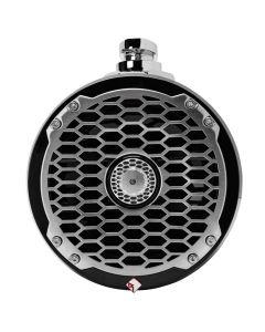 Rockford Fosgate PM2652W-B Punch Marine Wakeboard Tower Speaker - 6.5 - Black