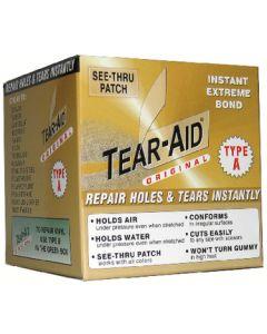 Tear-Aid Boxed Repair Tape Roll, Type A