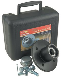 CE Smith C.E. Smith Trailer Hub Kit Package 1 D/T 4 X 4